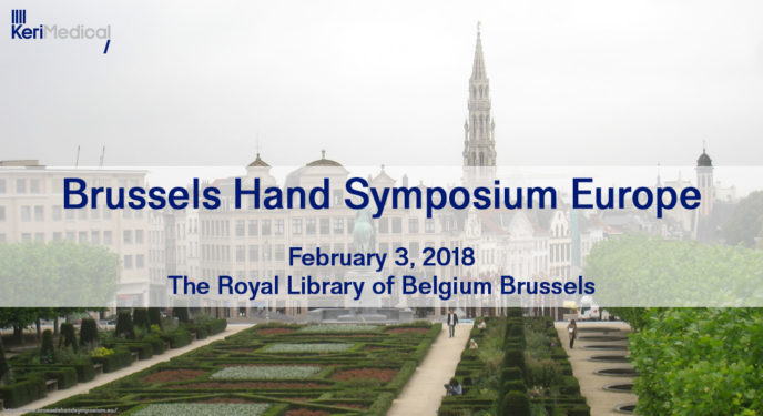 kerimedical congres brussels hand symposium chirurgie main
