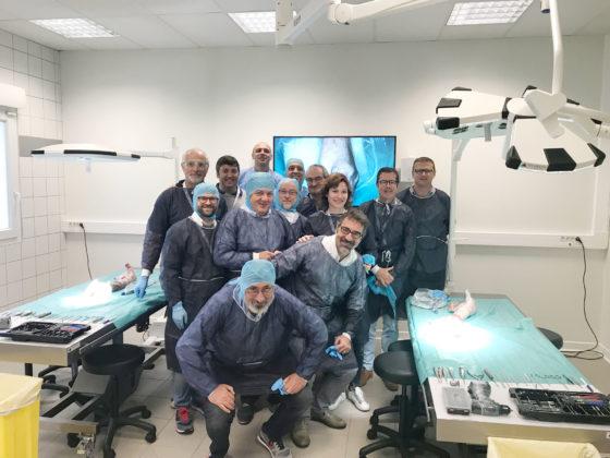 kerimedical formation training hand surgery tmc cmc prothese prosthesis