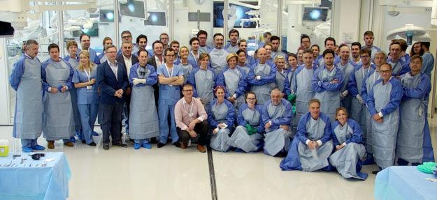 kerimedical cadaverlab formation training cmc prosthesis prothese trapezo-metacarpienne double mobilite