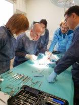 kerimedical workshop training hand surgery chirurgie main