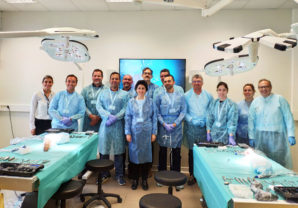 kerimedical workshop training touch prothese trapezo-metacarpienne double mobilite rhizarthrose