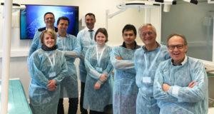 kerimedical workshop training motec prothese poignet wrist prosthesis