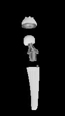 Touch® (cupule sphérique - insert - tige)